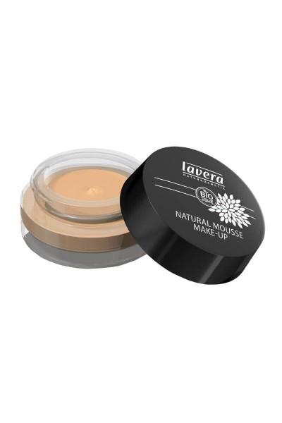 Prírodný penový make-up odtieň Med