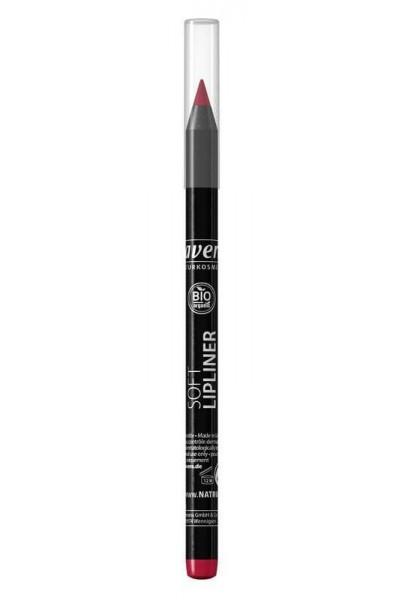 Konturovacia ceruzka na pery červená Lavera 1,14 g