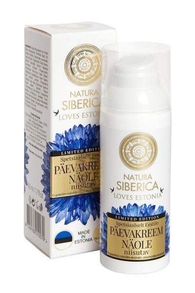 Denný pleťový krém hydratačný - moruška a nevädza 50 ml