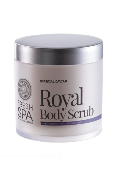 Obnovujúci luxusný telový peeling Imperial Caviar 400 ml