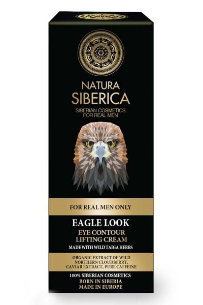 Liftingový prírodný očný krém Pohľad orla 30 ml