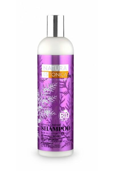 Prírodný šampón na vlasy Natura Estonica 400 ml