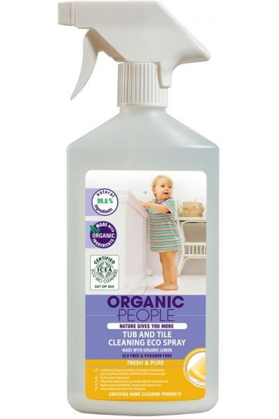 Eko sprej na kúpeľňu Organic People 500 ml