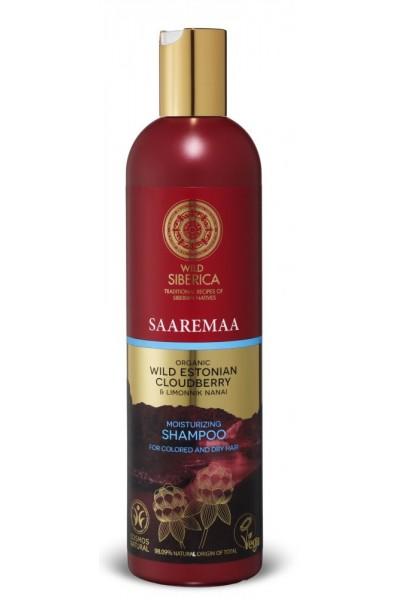 Prírodný hydratačný šampón na vlasy Saaremaa 400 ml