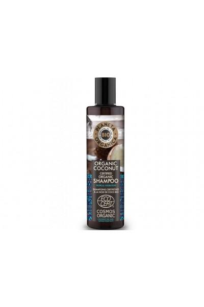 Šampón na vlasy vo vôni kokosového orecha 280 ml