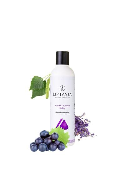Šampón pre jemné a normálne vlasy Koruna krásy Liptávia