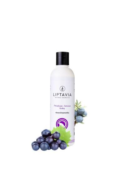 Liptavia Poludnica - Koruna Krásy - šampón pre hrubé normálne vlasy 250