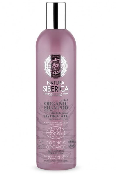 Šampón Hydrolate na farbené vlasy 400 ml