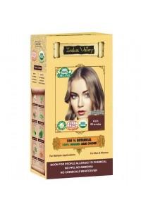 Popolavá Blond farba na vlasy Indus Valley 100%  Organická a 100% rastlinná