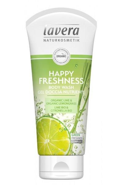 Lavera SPRCHOVÝ GÉL HAPPY Freshness 200 ML 200 ml