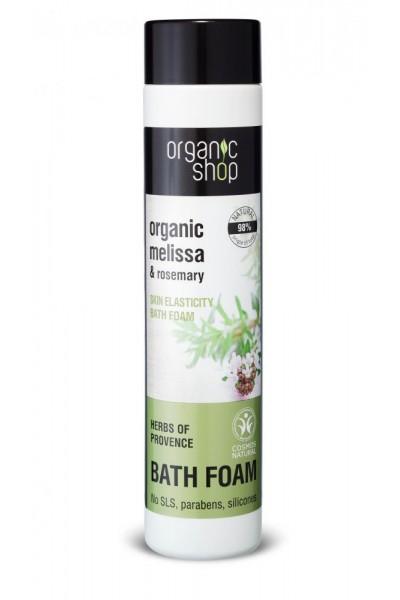 Organic Shop Organic Shop - Pena do kúpeľa Provensálske bylinky 500 ml 500 ml