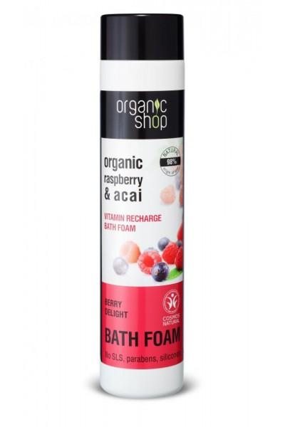 Organic Shop Organic Shop - Pena do kúpeľa Ovocné potešenie 500 ml 500 ml