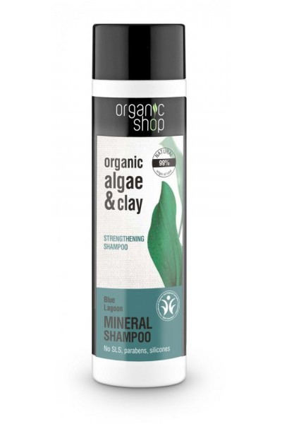 Organic Shop Organic Shop ECO - Modrá Lagúna - Šampón 280 ml 280 ml