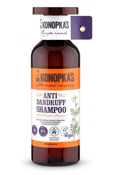 Dr. Konopka´s Dr.Konopka´S- Šampón proti lupinám 500 ml 500 ml