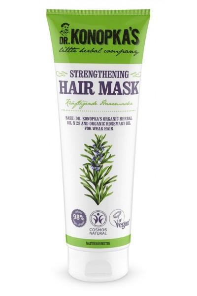 Dr. Konopka´s Dr.Konopka´S - Posilňujúca maska  vlasy 200 ml 200 ml