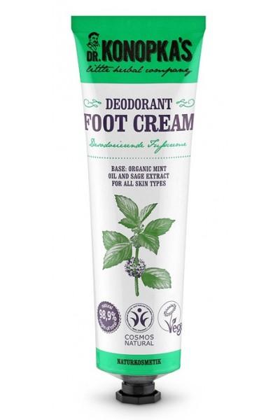 Dr. Konopka´s Dr.Konopka´S - Krém na nohy Deodorant 75 ml 75 ml