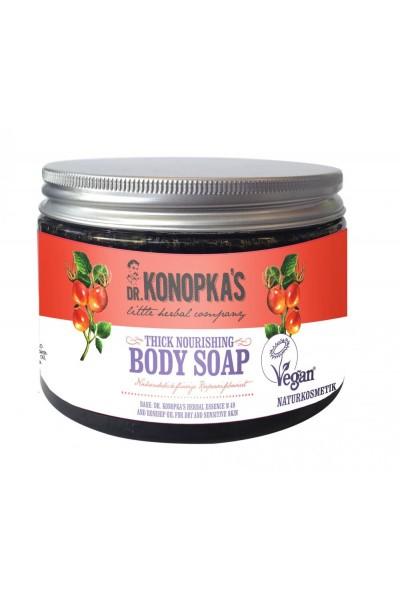 Dr. Konopka´s Dr.Konopka´S - Výživné husté telové mydlo 500 ml 500 ml