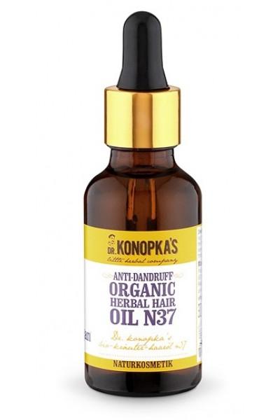 Dr. Konopka´s Dr.Konopka´S - Bylinný olej proti lupinám č. 37, 30 ml 30 ml