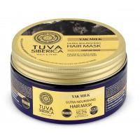 Natura Siberica Tuva Siberica - Ultra výživná krémová maska na vlasy 300 ml