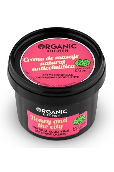 Organic Kitchen Akcia spotreba 24.10.2021 Prírodný modelujúcí masážny krém 100 ml