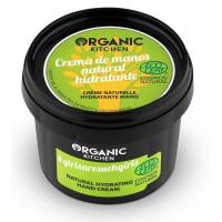 Organic Kitchen Hydratačný krém na ruky 100 ml