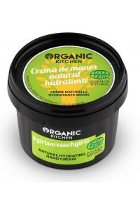 Organic Kitchen Akcia spotreba 31.10.2021 Hydratačný krém na ruky 100 ml