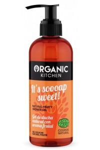 Organic Kitchen Akcia spotreba 10.10.2021 Prírodný ovocný sprchový gél 260 ml