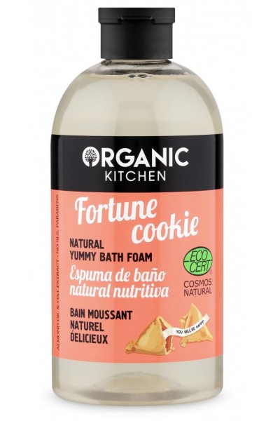 Organic Kitchen Pena do kúpeľa - Koláčik šťastia 500 ml