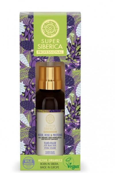 Natura Siberica Super Siberica Professional -  Olej na objem pre suché vlasy 50 ml