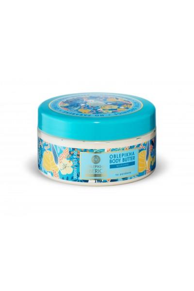 Natura Siberica Rakytníkové telové maslo 300 ml
