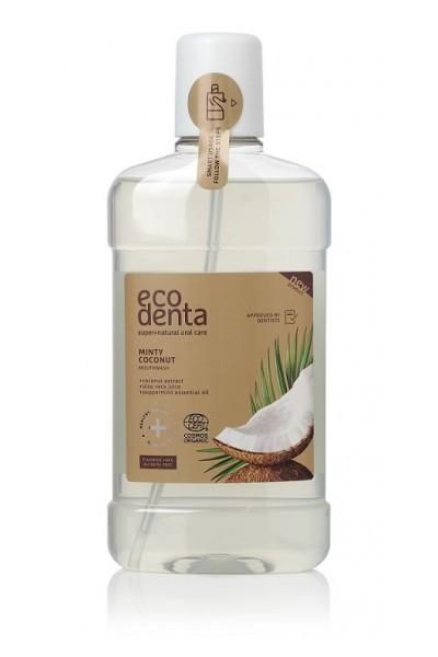Ecodenta Kokosová ústna voda 500 ml 500 ml