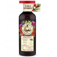 Natura Siberica Taiga Stories - Prírodný šampón na obnovu a ochranu vlasov 500 ml