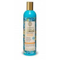 Natura Siberica Rakytníkový šampón pre normálne a suché vlasy - Intenzívna hydratácia 400 ml
