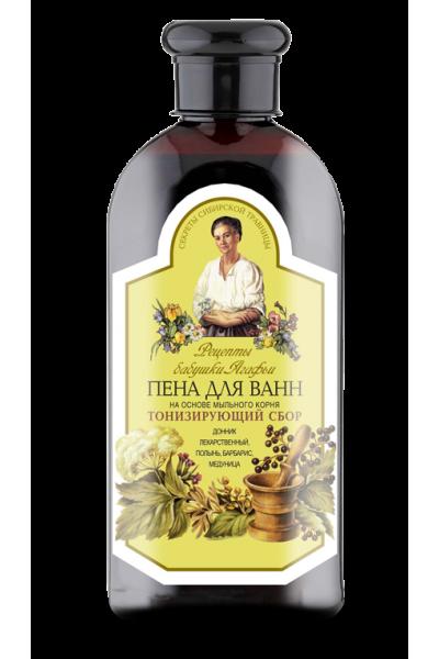 Natura Siberica Agafja tonizujúca pena do kúpeľa 500 ml