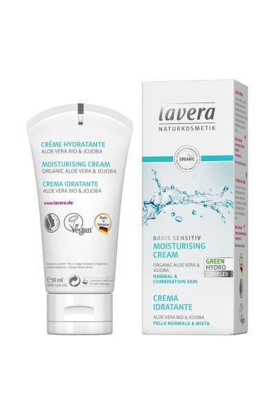 Lavera Basis Sensitiv Hydratačný krém 50 ml 50 ml