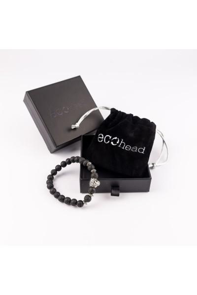 Ecohead Náramok - Fast Leopard s krabičkou gift box