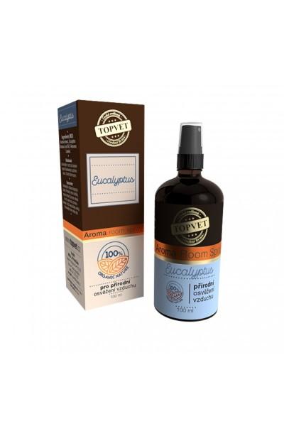 TOPVET Aroma Spray - Eukalyptus 100 ml  100 ml