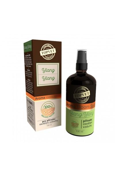 TOPVET Aróma Room Spray - Ylang Ylang 100 ml  100 ml