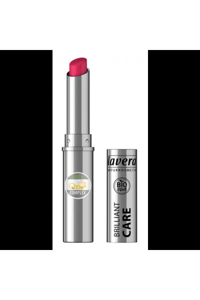 Lavera Rúž Brilliant Care Q10 - 07 Čerešňovo červená 1,7 g  1,7 g