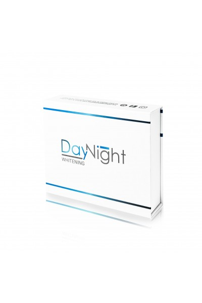 DayNight Whitening Kit 2 - Sada Naturálnych zubných pást 60ml + 60ml