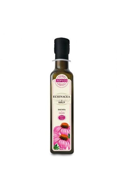 TOPVET Echinacea sirup (echinacea) - v skle 320 g  320 g
