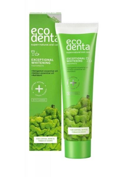 Ecodenta Bieliaca zubná pasta pre fajčiarov 75 ml 75 ml