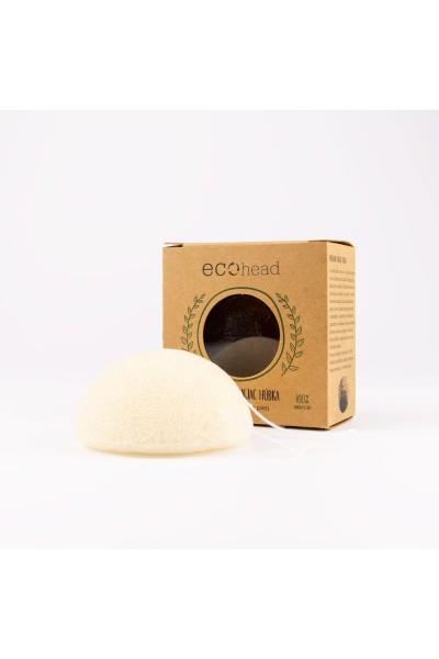Ecohead Konjac Hubka - white White