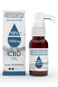 Encann CBD konopný olej 10% full spectrum 10 ml