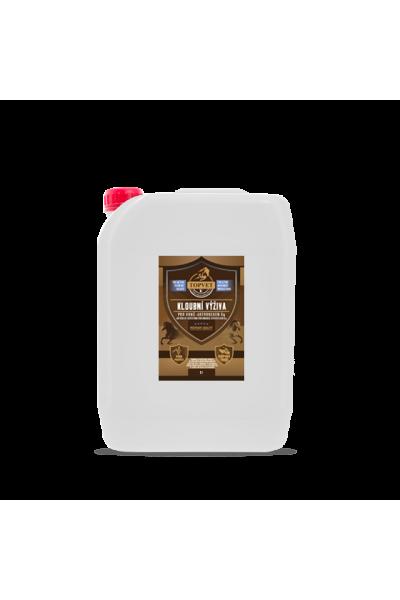 TOPVET Olejové tonikum s repelentným účinkom 5000ml- pre kone 5000 ml