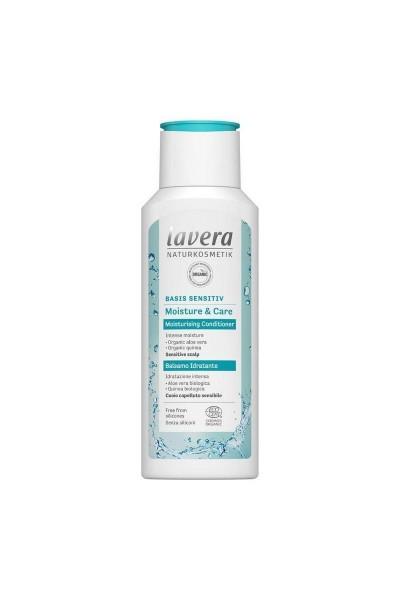 Lavera Basis Sensitiv Kondicionér Moisture & Care 200 ml 200 ml