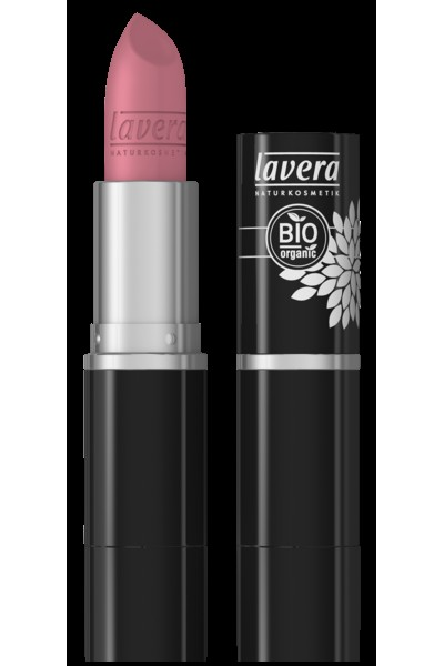 Lavera lavera Prírodný Rúž 36 Malinová ružová 4,5g  4.5 g
