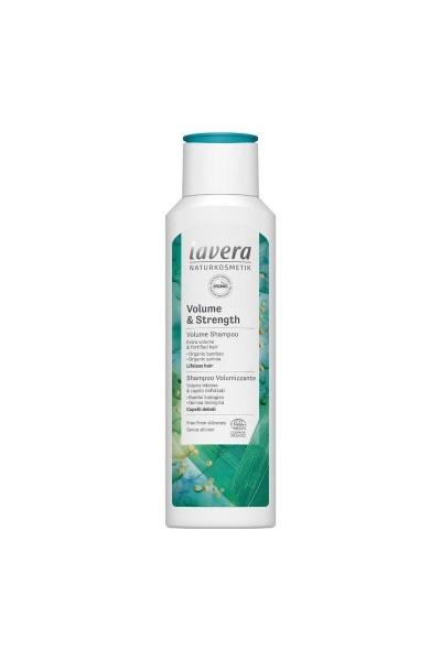 Lavera Šampón Volume & Strength 250 ml 250 ml