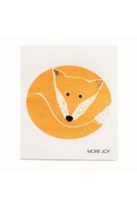More Joy More Joy Líška - utierka