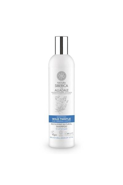 Natura Siberica Alladale - Obnovujúci prírodný šampón 400 ml